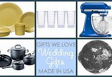 Wedding Gifts Usa wedding gifts we made in the usa usa list