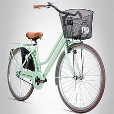 fahrrad für frauen 28 zoll damenfahrrad bergsteiger amsterdam citybike korb u