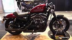 2017 Harley Davidson Roadster Xl1200cx Custom