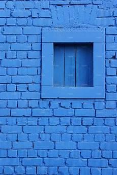 blue brick wall architecture photos creative market