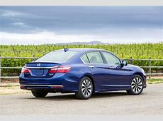 2017 Honda Accord Hybrid Touring Review by Carey Russ  VIDEO