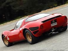Alfa Romeo Tipo 33 Stradale 1967 Concept Cars