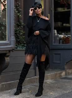 Six Black Winter Ideas 2018 Fashion Trends