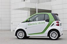 2012 Smart Fortwo Electric Drive Vs E Bike