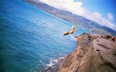 travel talk cliff diving in bosnia https