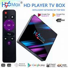 Rk3318 16gb Android by H96 Max Rk3318 4k Smart Tv Box 2 16gb Android 9 0