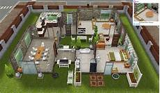 sims freeplay house plans scandinavia sims freeplay house sims house sims house