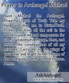 Prayer To The Archangel Michael  WwwAskAnAngelorg