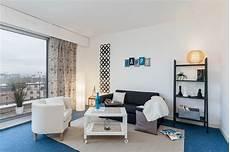 home staging contemporain salon par