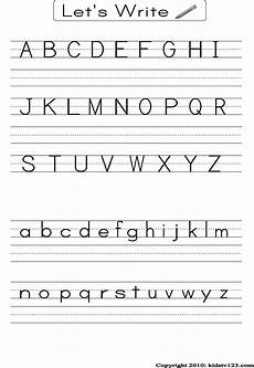handwriting worksheets alphabet alphabet writing practice sheet with images alphabet
