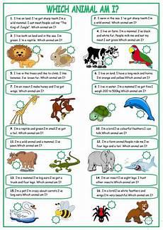 describing animals worksheet free esl printable worksheets made by teachers