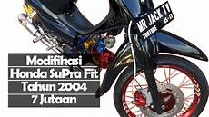 Modifikasi Honda Supra Fit by Modifikasi Honda Supra Fit Tahun 2004