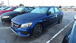 Mercedes Benz C43 Cars For Sale
