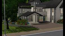 3 familienhaus modern sims 3 building a large family home