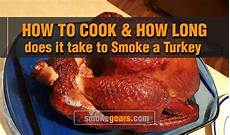 how to cook and how long does it take to smoke a turkey