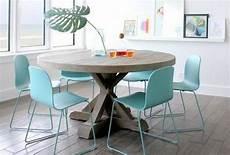 table ronde ou table rectangulaire cocon d 233 co vie