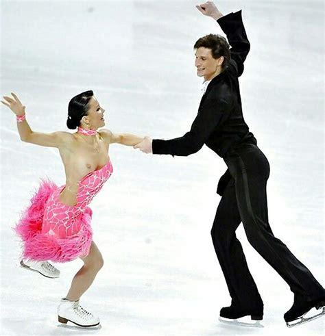 Olympic Nip Slip
