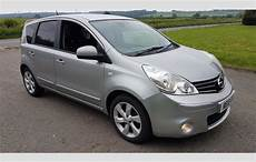 Nissan Note 1 4 Ntec Low And Clean Silver 2010