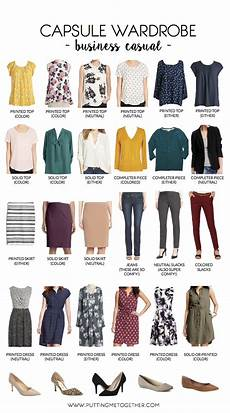 capsule wardrobe business casual capsule wardrobe putting me together