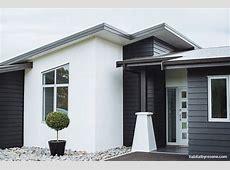 Modern Exterior Design Ideas   Resene white, Villas and