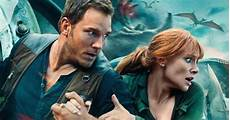 chris pratt is blown away by jurassic world 3 pitch it s going to be epic