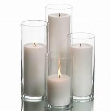 eastland cylinders richland pillar candles set of 48
