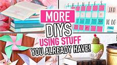 more diys using stuff you already have around your house