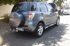 2011 daihatsu terios 1 5 4x4 5 seater crossover suv petrol awd manual cars for