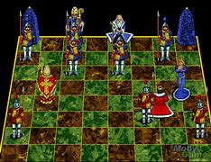 Image result for GameCube War Chess