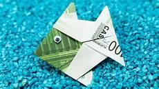 origami money fish folding diy money folding ideas