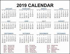 2019 federal holiday calendar calendar2019 printablecalendar holidays2019 printable