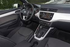 Seat Arona Automatik - test seat arona xcellence ecotsi dsg alles auto