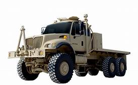 Navistar Defense Lands $188M Contract For Medium Tactical