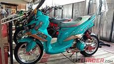 Modif Lu Belakang Nmax by Modifikasi Yamaha Xeon Gt125 Nmax Ala Palembang