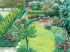 Reihenhausgarten Im Neuen Gewand Garten Garten