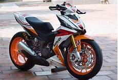 Supra Gtr 150 Modif Road Race by Modifikasi Honda Supra Gtr150 Beraroma Moge Otobandung