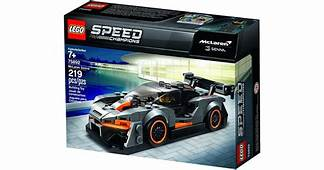 McLarens Lego Senna Is One 50000th Of The Price