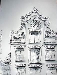 Jugendstil Malvorlagen Lernen Hausgiebel Mit M 246 We M 252 Helos Zeichnen Mit Martina Wald
