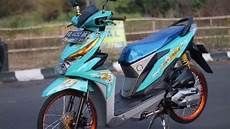 Modifikasi Motor Beat 2019 by Modifikasi Motor Beat Terbaru 2019