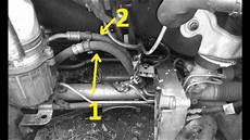 zapocony wąż hydrauliczny w układzie kierowniczym opel