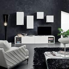 pareti per soggiorno parete attrezzata per soggiorno design nikolai