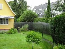 Katzengehege System Als Gartensicherung Katzennetze