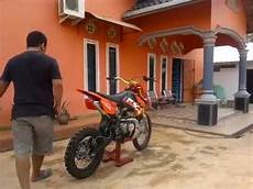 Rx King Modif Trail by Modifikasi Rx King Jadi Trail Ktm 85 Sx