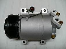 automotive air conditioning repair 2004 nissan pathfinder armada instrument cluster new a c ac compressor fits 2004 2012 nissan titan 2005 2012 armada with 5 6l ebay