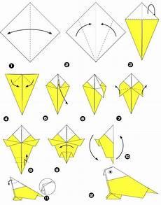 origami animaux facile explication origami animaux facile