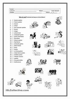 german writing worksheets 19740 1000 images about german hobbys y freizeit on activities language and