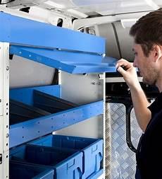 scaffali per furgoni allestimento furgoni