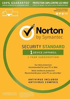 norton security standard upto 1 device walmart canada