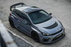 vw scirocco r vw scirocco r widebody by aspec comes from china