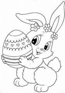 top 15 free printable easter bunny coloring pages